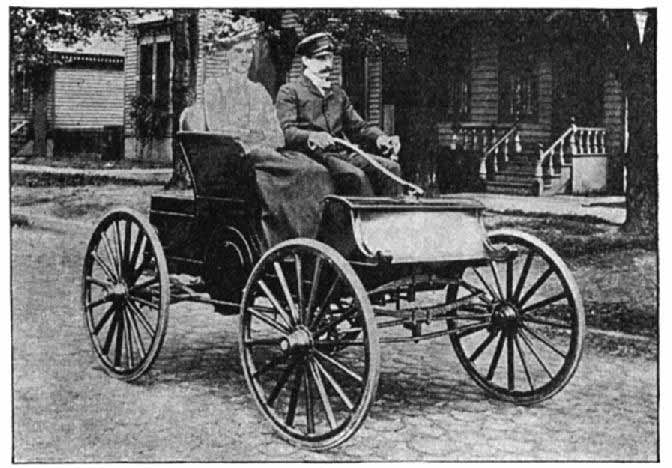 1901 Buick perhaps 1902