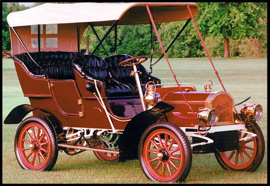 "The ""C"" is the only model built in 1905. One of them is the oldest Buick"