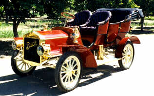 1906 Buick Model F 2cyl 2HP