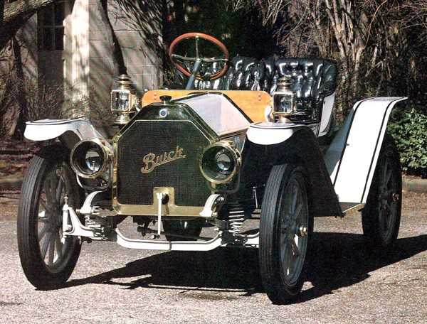 1911 Buick 26 Roadster