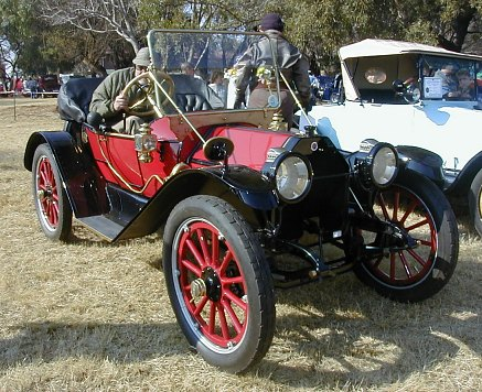 1912 Buick In South Africa