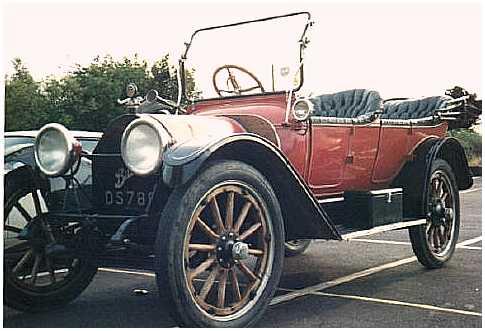 1913 Buick Tourer Prewarbuick Com