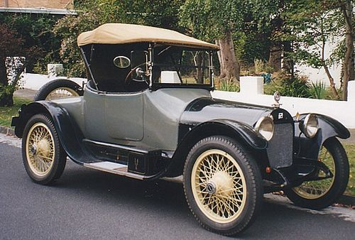 1916 Buick DX44 Coupe