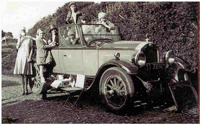 1926 Buick Buick six
