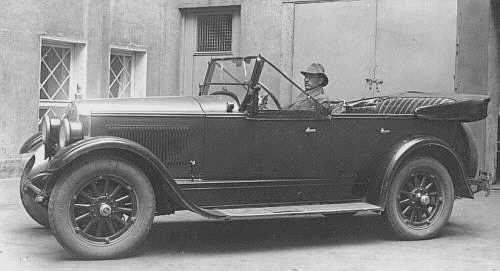 1926 Buick Old Photo