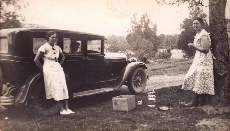 1928 Buick McLauglin