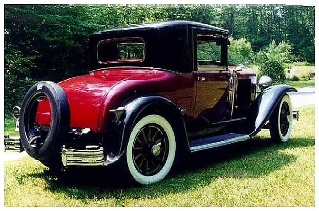 1929 Buick Model 26 S Coupe