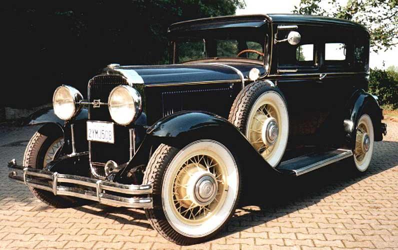 1930 Buick Buick 4dr Sedan Model 47 Prewarbuick Com