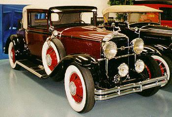 1930 Buick 6 Cyl Sport Coupe