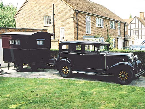 1930 Buick Marquette in England