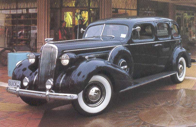 1936 Buick 90 Limited