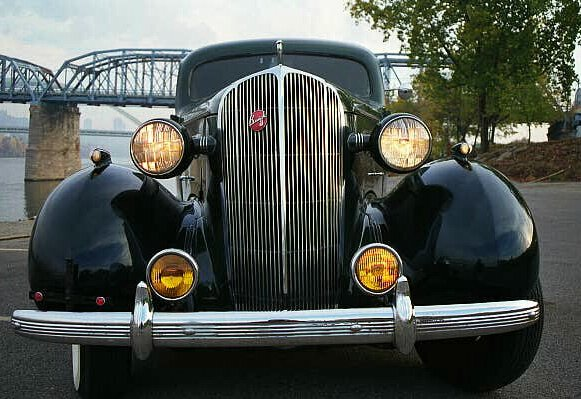 1936 Buick Bridge