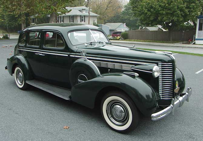 1938 Buick Century Model 61 Prewarbuick Com
