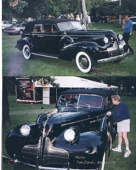 1939 Buick First Roadmaster