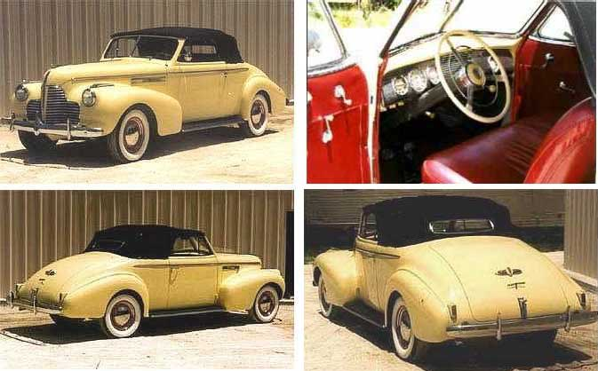1940 Buick Model 41 Convertible - PreWarBuick.com