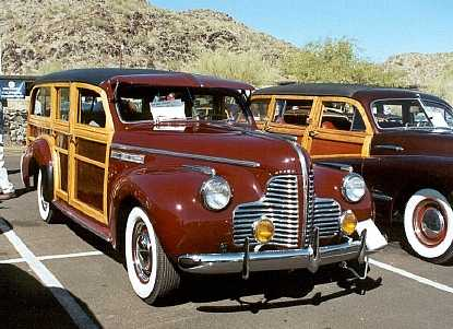 1940 Buick Model 59 Estate