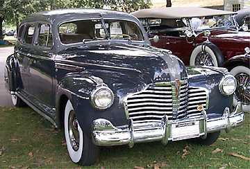 1941 Buick 90 Limited