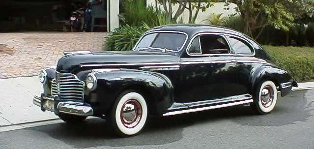1941 Buick Century Prewarbuick Com