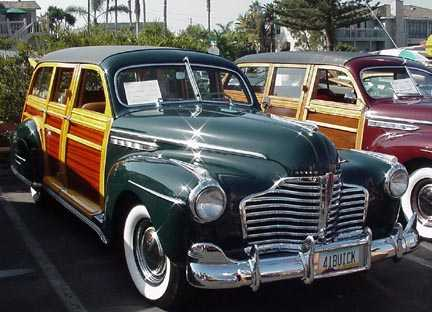 1941 Buick Station Wagon