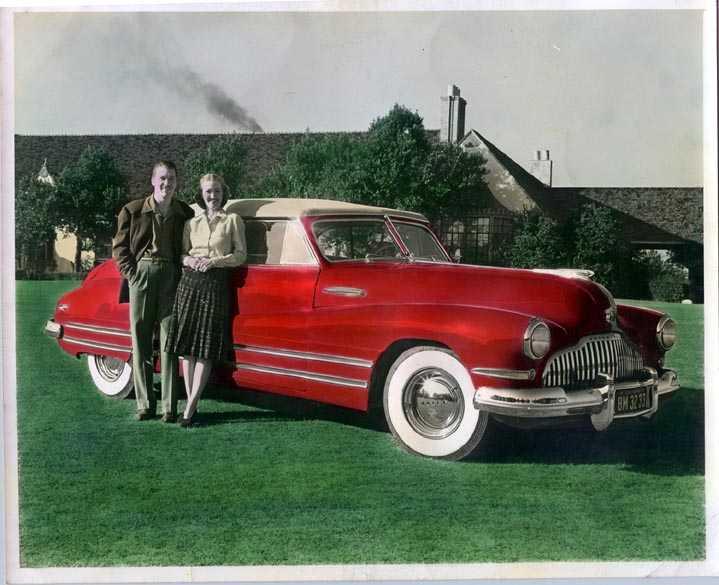 1942 Buick Convertible - PreWarBuick.com