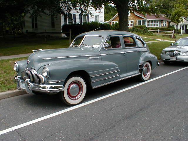 1942 Buick Sedan - PreWarBuick.com