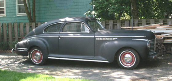 1941 Buick 66S Buick