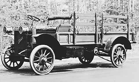 1908-Buick Truck