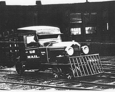 Original Rail Motor No. 1