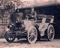 first Panhard car